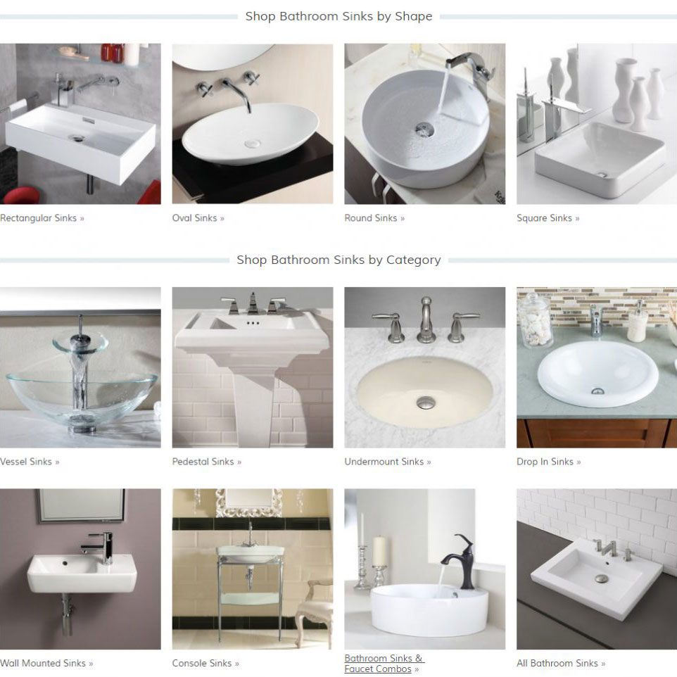 Faucets for Kitchen & Bathroom - The Best Deals online